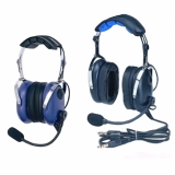 Aviation Headset _Over The Head Style_