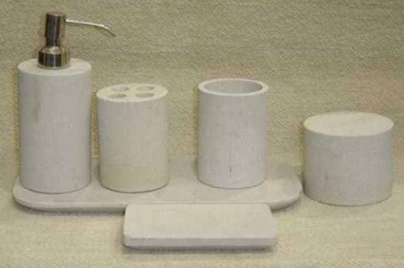 Product Thumnail Image Product Thumnail Image Zoom. Single Bathroom Vanity  Cabinet Set White Marble ...