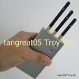 Portable GPS Cell phone Jammer (High power Design) TG-120B ( No 3G )