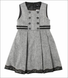 Grey Jumper Dress[Seoul Mulsan Co., Ltd.]