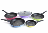 cookware set_ frying pan set