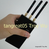 Portable Wireless Spy Camera, Wi-Fi, Bluetooth Jammer TG-120C