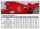 Shear for Excavator