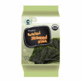 Organic Roasted Seaweed