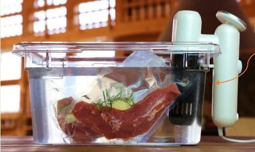AIO SOUS VIDE MACHINE _ VACUUM SEALER