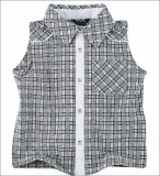 Sleeveless Shirt[Seoul Mulsan Co., Ltd.]