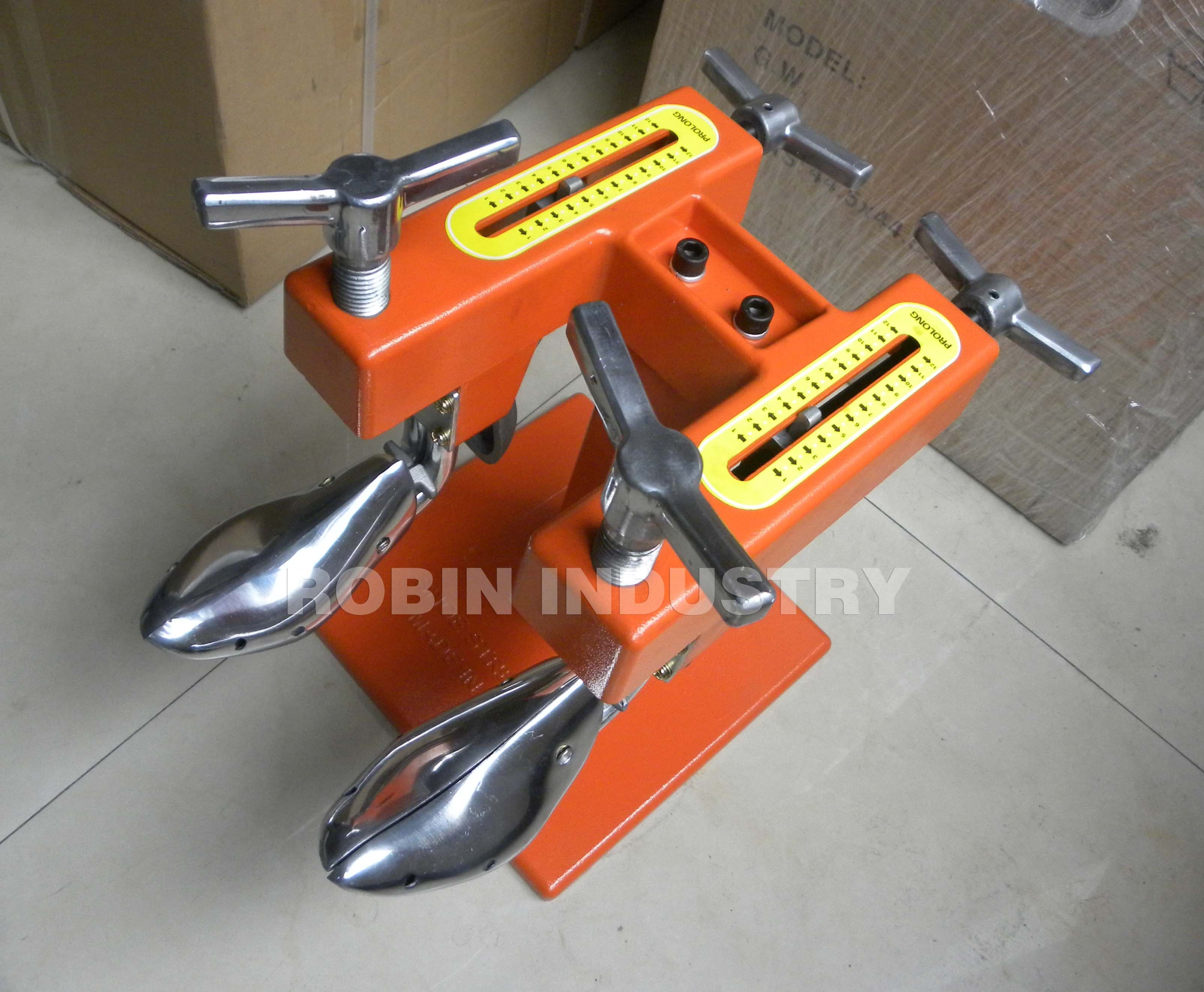 SHOE STRETCHER MACHINE