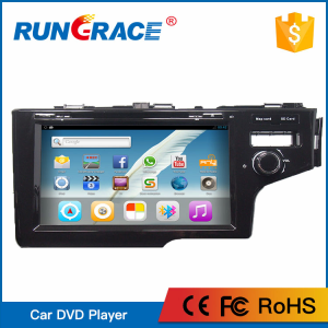 For Honda Jazz 9 Android 60 With Bluetooth WIFI GPS Car Radio