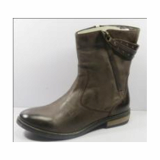TR33 01 -Womens Genuine Leather Boots-