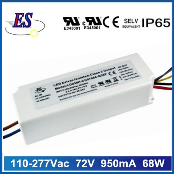 68W Switching Power Supply Power Supply with 1-10V Dimming