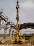 diesel hammer piling rig