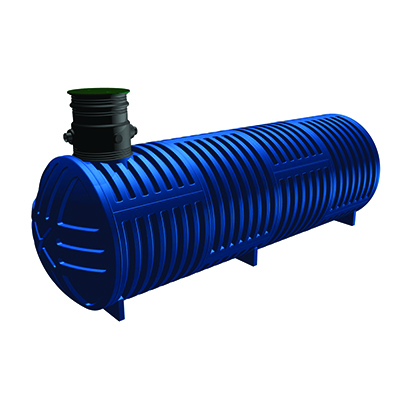 Plastic HDPE Water Tank AQUA MILLION 16ton