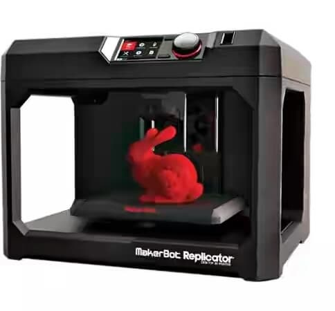 MakerBot Replicator Desktop 3D Printer _ KOSASIH