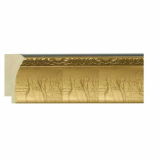 polystyrene picture frame moulding - 710(S) Gold