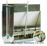 Pig Stainless steel dry-wet feeder