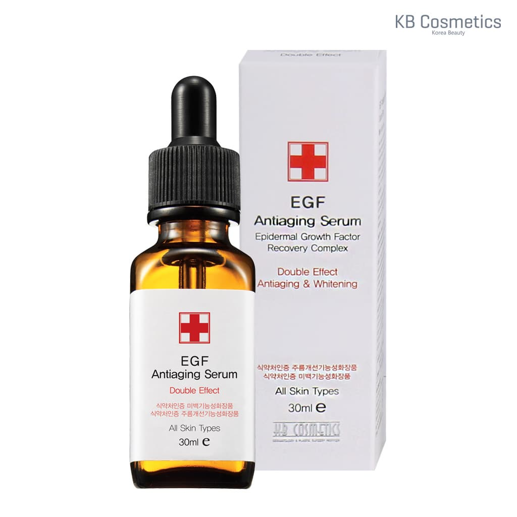 EGF Anti-aging Serum Double Effect(30ml) from KB COSMETICS ...