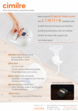 CIMILRE S3 Breast Pump_ Rechargeable_ Portable