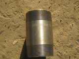 duplex stainless ASTM A182 F65 hex nipple