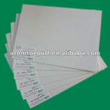 Nonwoven chemical sheet for shoes toe puff and counter