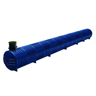 Plastic HDPE Water Tank AQUA MILLION 52.5ton