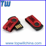 Tiny Rotating Cheap Flash Drives Free Logo Printing