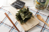 Sea Tangle Crisp Snack chips _Konbu_ haidai_ Laminaria_