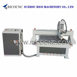 Particle Board Cutting Machine Wood Door Making CNC Router