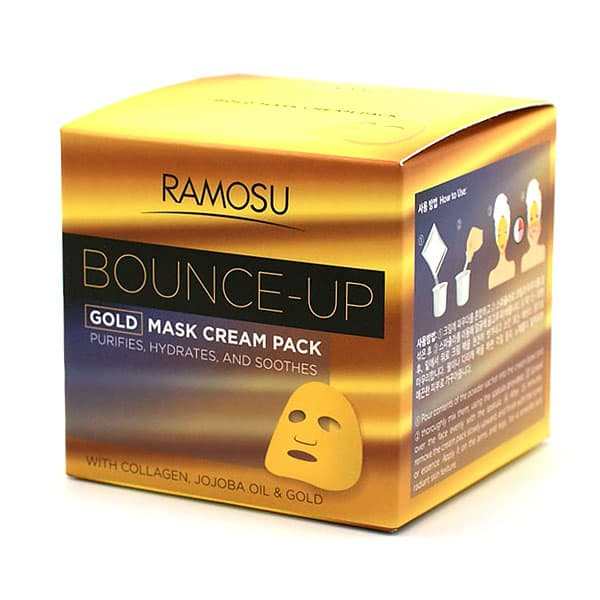 Ramosu The Witches CREAM PACK Gold