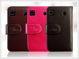 [IPHONE4/4s] Xtra Leather Case -3 Kinds of Color