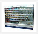 Convenience Store-Display Case (SOMLC****DP-A)