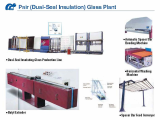 Pair(Dual-Seal Insulation) Glass Plant