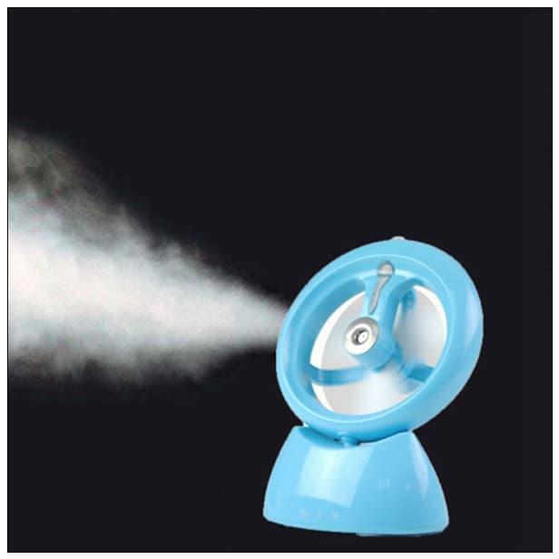 Mini Mist Fan : Portable mini fan water mist usb promotional gifts