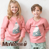 MAVARM Kids clothes_Tree Santa