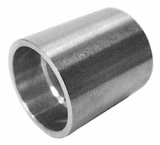 stainless ASTM A182 F20 socket weld coupling