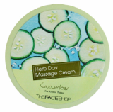 Herb Day Massage Cream - Cucumber
