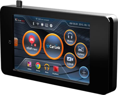 BlackBox_ Navigation_ Rear Camera_ Car Diagnostic Scanner