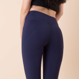 Thong Leggings Navy