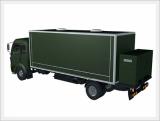 Laundry-trailer