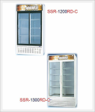 Plug-In : Vertical Refrigeration Showcase  SSR-1200, 1300