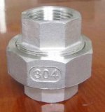 stainless ASTM A182 F20 socket weld union