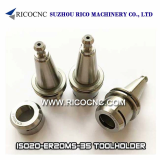 ISO20 ER Collet Chuck ISO20 Toolholders for CNC Router