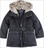 Roll Hood Fur Jumper[Seoul Mulsan Co., Ltd.]
