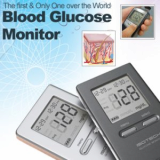 Card-Type Blood Sugar Tester