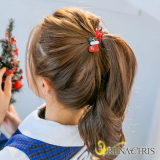 Renachris Christmas hair tie