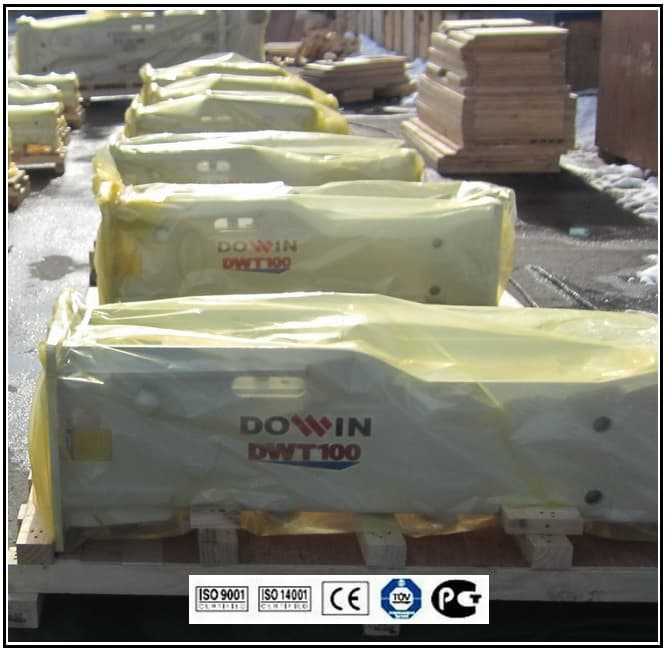 Hydraulic Breaker _ DWT100 _ BOX TYPE