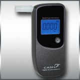 breathalyzer_breath alcohol tester with fuel cell sensor