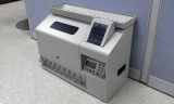 Coin Sorter with Cleaning Hopper and Flip Drawers