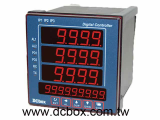 3 Inputs DC Multifunctional Power Meter