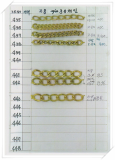 Brass Chain for imitation jewelry -KS421--