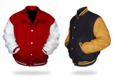 New Design Warm Wool Varisty Jackets